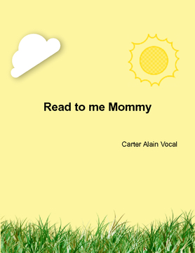 Read to me Mommy