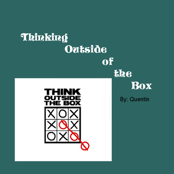 Thinking Outside of the Box