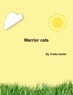My warrior cat clans