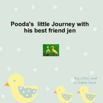 Pooda little Journey with friends