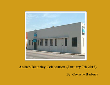 Anita's Birthday Celebration (January 7th 2012)