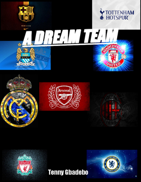A Dream Soccer Team