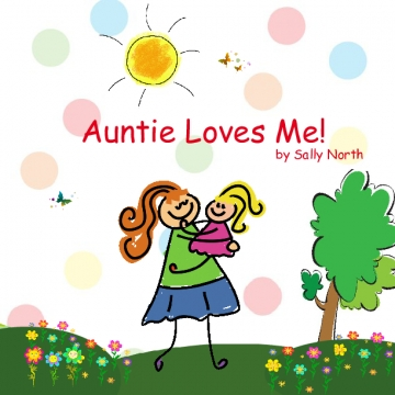 Auntie Loves Me! soft cover