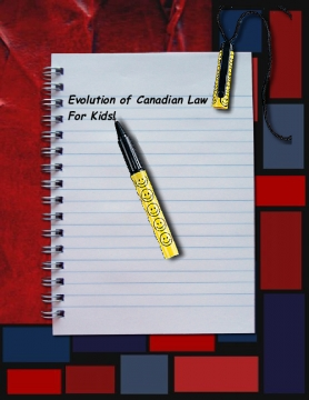 Evolution of Canadian Law