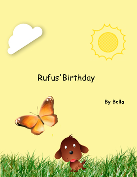 Rufus' Birthday