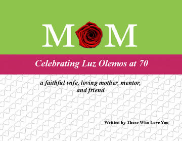 Celebrating Luz Olemos at 70