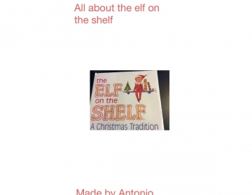 All about the elf on shelf