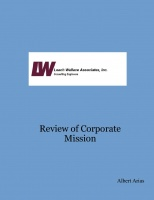 Review of Corporate Mission