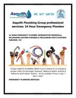Asquith Plumbing Group professional serv