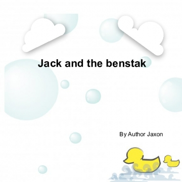 Jack and the benstak