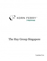 The Hay Group Singapore