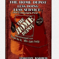 The home depot less doing less service