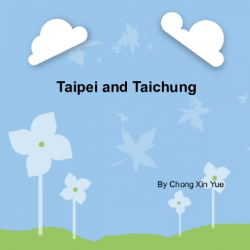 Taipei and Taichung Trip