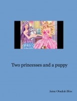 Two princesses and a puppy