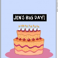 Jens Big Day!
