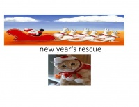 The new years rescue