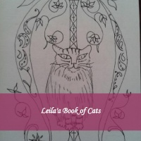 Leila'a Book of Cats