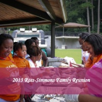 2013 Ross-Simmons Family Reunion