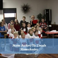 Maine Authors;The Lincoln Homeschoolers