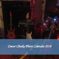 Cmoor Cheeks Photo Calendar 2018