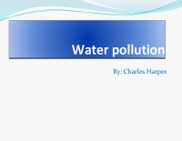 Water pollution.pptm