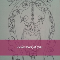Leila's Book of Cats