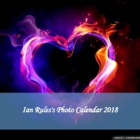 Ian Rules's Photo Calendar 2018