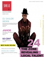 5IVE  O MAGAZINE Issue 2 vol 02 MARCH