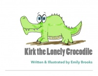 Kirk the Lonely Crocodile