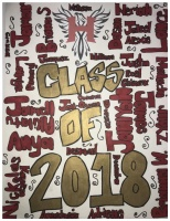 2018 8th grade yearbook