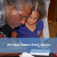 2016 Ross-Simmons Family Reunion