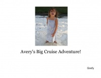 Avery's Big Cruise Adventure!