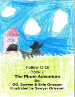 Follow GiGi Book 2 - A Pirate Adventure