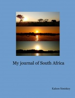 My journal of South Africa