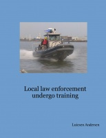 Local law enforcement undergo training