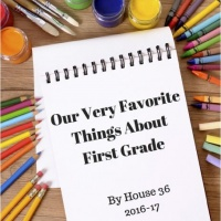 Our Favorite Things About First Grade