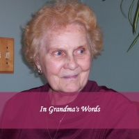 In Grandma's Words