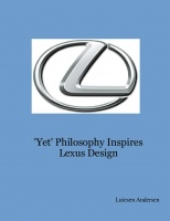 'Yet' Philosophy Inspires Lexus Design
