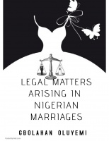 Legal Matters Arising In Nigerian Marriages