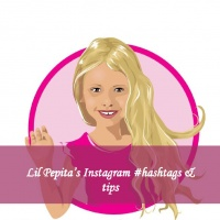 Lil Pepita's Instagram #hashtags & tips