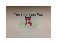 The little lost fox