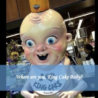 Where are you, King Cake Baby?
