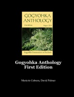 Gogyohka Anthology First Edition