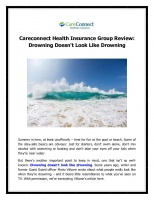 Careconnect Health Insurance Group