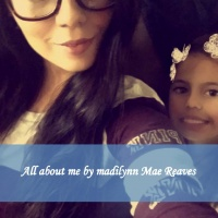 All about me by madilynn Mae Reaves