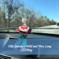 Flat Stanley's Wild and Very Long Trip