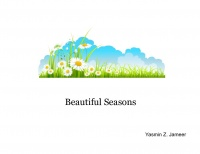 Beautiful Seasons