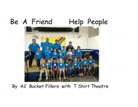 A2 Bucket Filler Book with T Shirt Theat