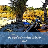 The Rigid Rider's Photo Calendar 2018