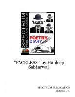 """FACELESS."" by Hardeep Sabharwal"